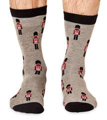 Guardsman men's super-soft bamboo crew socks | London Collection by Braintree