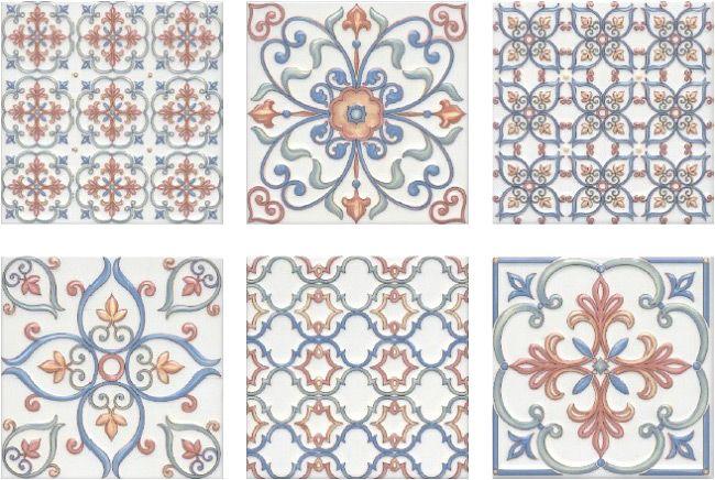 Коллекция плитки Kerama Marazzi Суррей купить в магазине Сантехника-онлайн.Ру