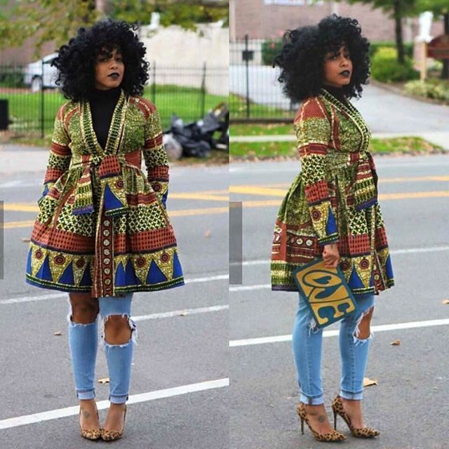 LOVE this! Do you see this coat?! *Kanye's voice*