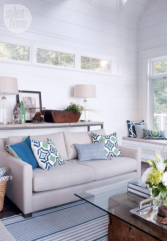 About Going Coastal On Pinterest Beach Cottages Coastal Living