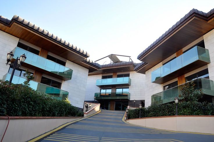 Büyük Çamlıca Villaları - 3 Boyutlu Görünüm, Fiyatları, Nerede, Resimleri, Kat Planları