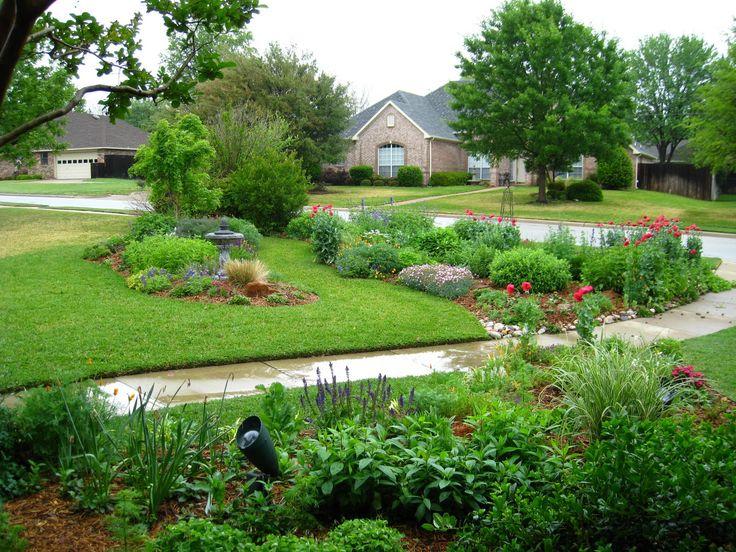 front yard landscape design ideas signature gardens