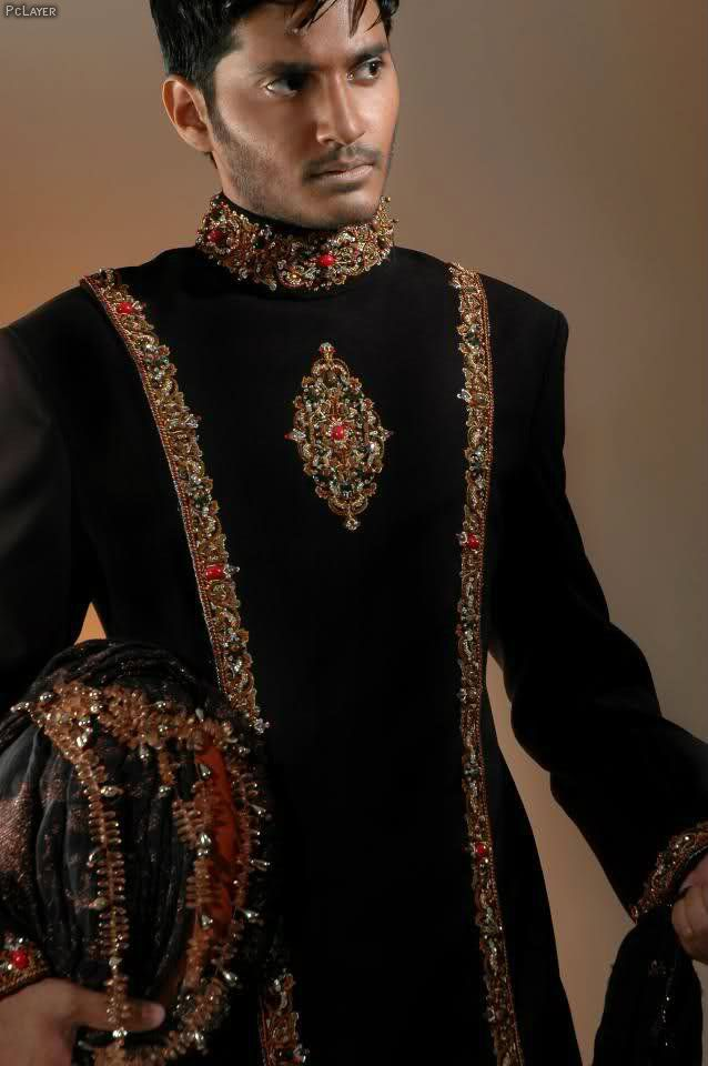 180 Best Images About Men Fashion Traditional /Modern #Pakistan On Pinterest | Traditional ...