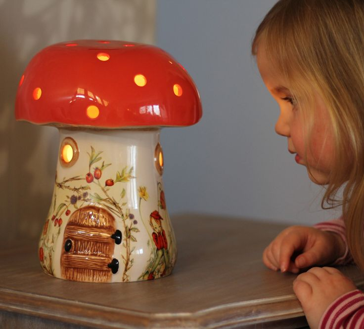 restoration hardware kids lighting. childrens night lamp a beautiful and traditional hand decorated mushroom nightlight in ceramic restoration hardware kids lighting o