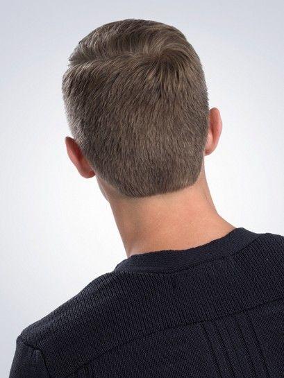 mens haircut neckline - google