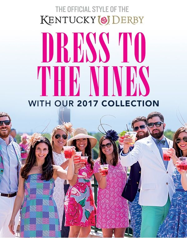 "3.15.17 vineyard vines ""52 days until the Kentucky Derby means…"""