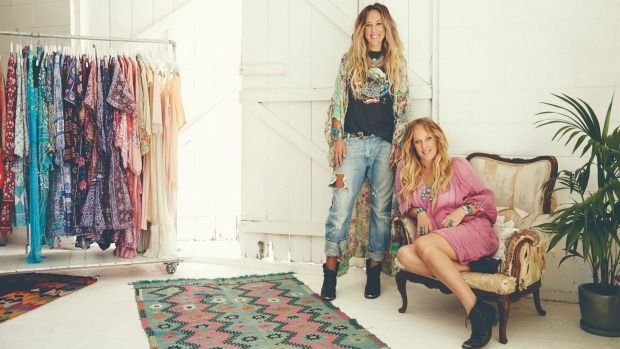 Spell and The Gypsy Collective founders Isabella Briedis and Elizabeth Abegg of Byron Bay.