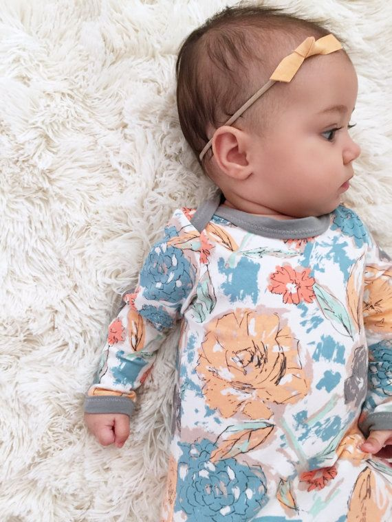 Baby Girl Coming Home Outfit Baby Girl Clothes by CharlieandWill