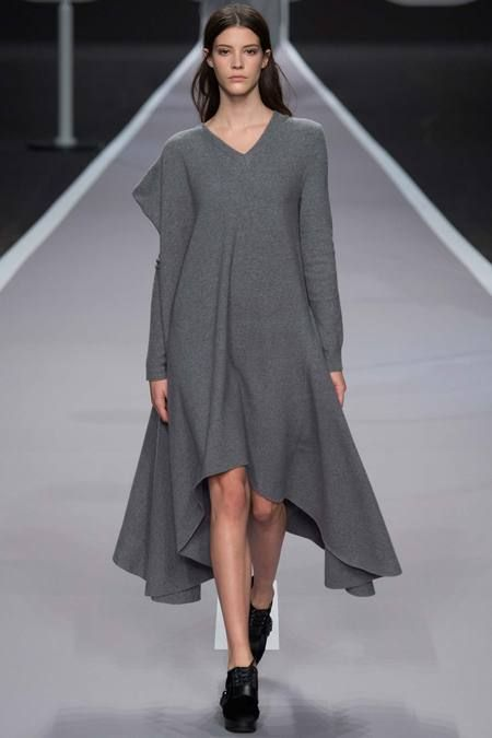 Viktor & Rolf | Fall 2014 Ready-to-Wear Collection | Style.com [Photo: Yannis Vlamos / Indigitalimages.com]
