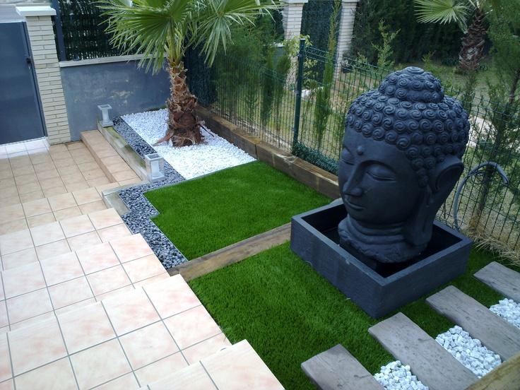 M s de 1000 ideas sobre jard n de buda en pinterest - Estatuas de jardin ...