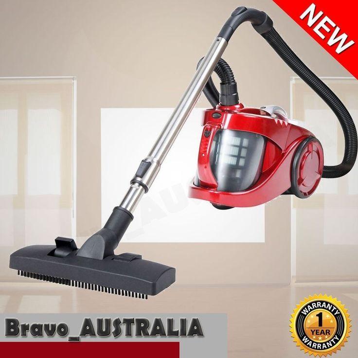 Bagless Cyclone Cyclonic Vacuum Cleaner 3.5L HEPA Filter Powerful 2800W