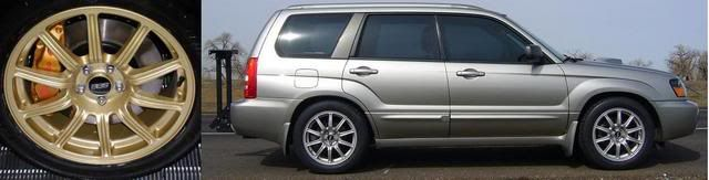 Subaru OEM wheels that fit the Forester - Subaru Forester Owners Forum
