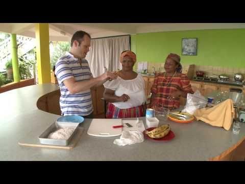How to cook marinated mahi mahi fish with plantain in a for How to cook mahi mahi fish