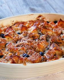 "BREAD PUDDING - Although this dish is a great way to use up old bread, it can also be made with fresh bread. Serve it with a scoop of mango ice cream.    From the book ""Lucinda's Authentic Jamaican Kitchen,"" by Lucinda Scala Quinn (Wiley)."