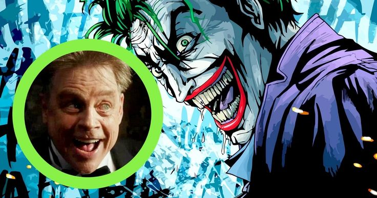 Mark Hamill Is the Joker in 'Batman: Killing Joke' Animated Movie -- Mark Hamill is reportedly already in the studio recording his voice role as The Joker for the animated movie 'Batman: The Killing Joke'. -- http://movieweb.com/batman-killing-joke-movie-joker-voice-mark-hamill/