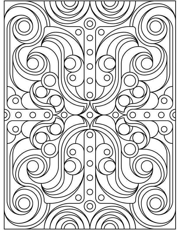 Best 20 Geometric coloring pages ideas on Pinterest Mandala