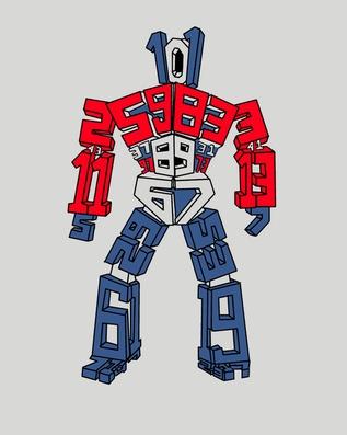 Optimus Prime Number! Prime numbers vs. Composite numbers.