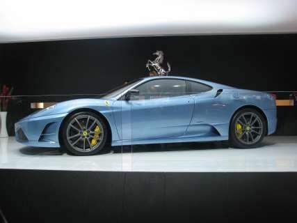How fast are the Ferrari 360 Modena and the Ferrari 360 Modena Spider?