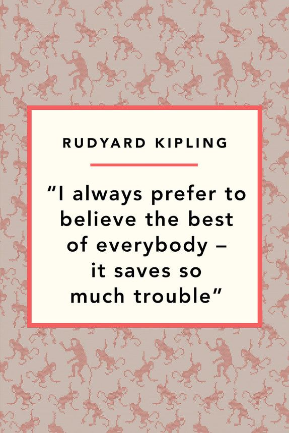 The Pool | Life - today I'm channelling rudyard kipling