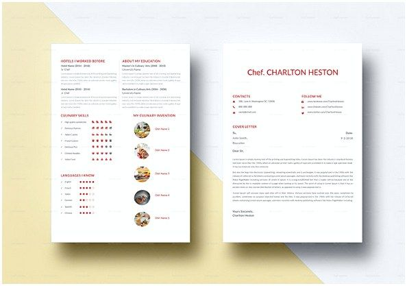 Professional Chef Resume template in , Hotel and Restaurant Management , Being in a hospitality both challenging and exciting. Read the Sample Resume for Hotel and Restaurant Management article for you who want to apply.