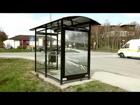 Trønderenergi goes Copperfield:  TrønderEnergi kjenner hver krok -- for ikke å snakke om hver grøft og strømboks -- i Trøndelag. I mai 2012 er de på 100 ulike bussholdeplasser i Trondheim, med kampanjen #minbydel. Står du i riktig vinkel ved bussholdeplassene ser du at de går i ett med omgivelsene.