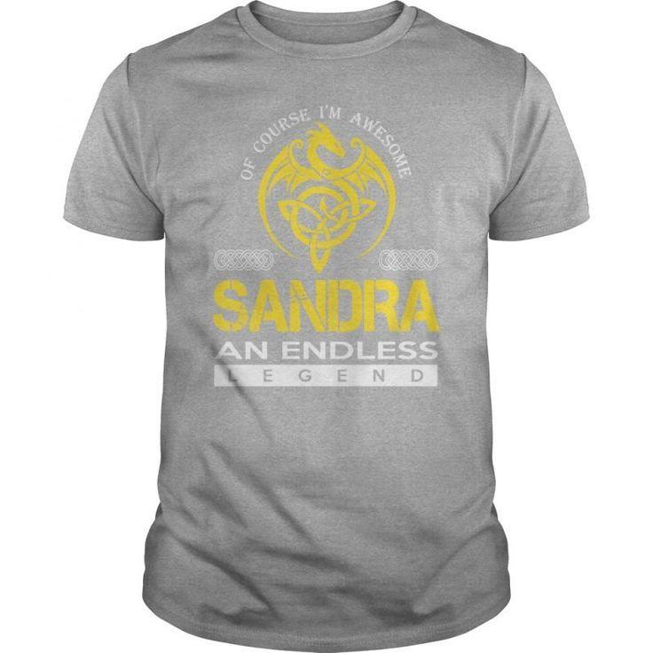Sandra An Endless Legend (dragon) #8211; Last Name, Surname T-shirt #sandra #freshtorge #t-shirts #sandra #t-shirt