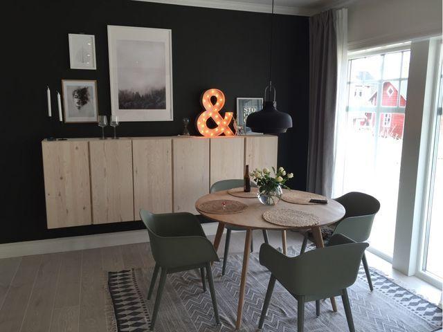 Ivar Ikea + vägg