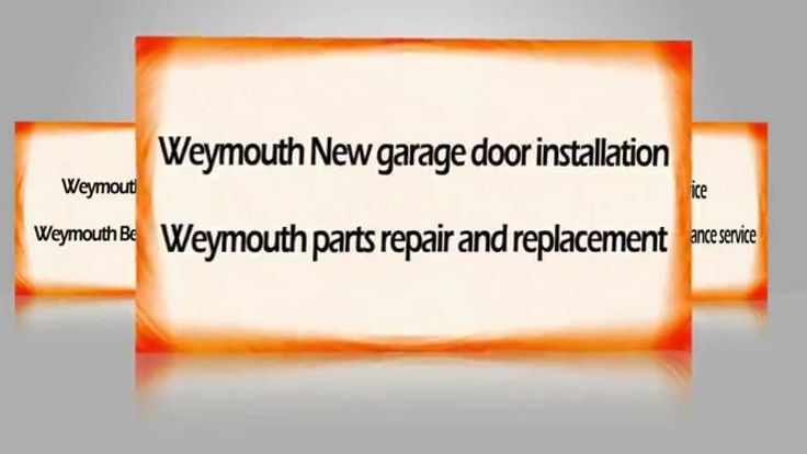 Garage Door Repair Weymouth MA , servicing from: 535 Broad Street Weymouth MA Visit: http://garagedoorrepairweymouthma.com/