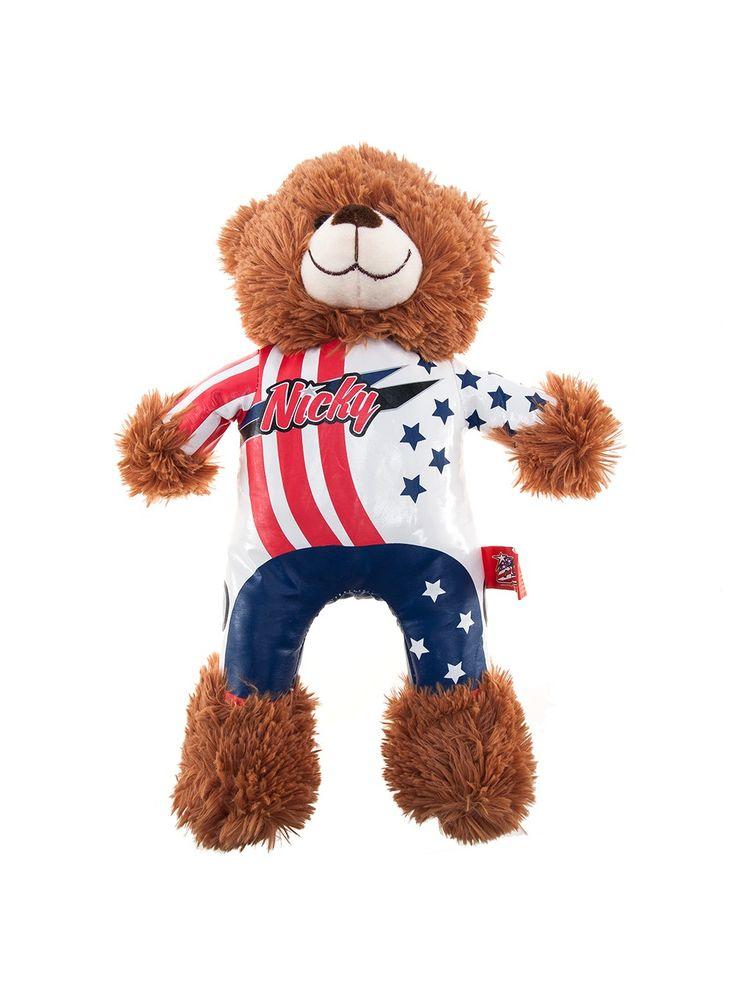 Limited Edition Stuffed animal - #NickyHayden Official Collection. #nh69 #KentuckyKid
