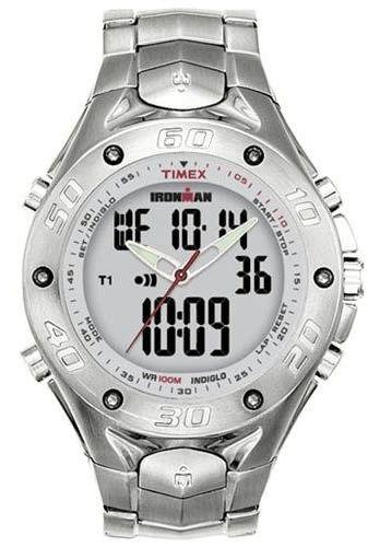 1000 images about best watches under 1000 women s timex men s ironman triathlon 42 lap combo analog digital dress watch
