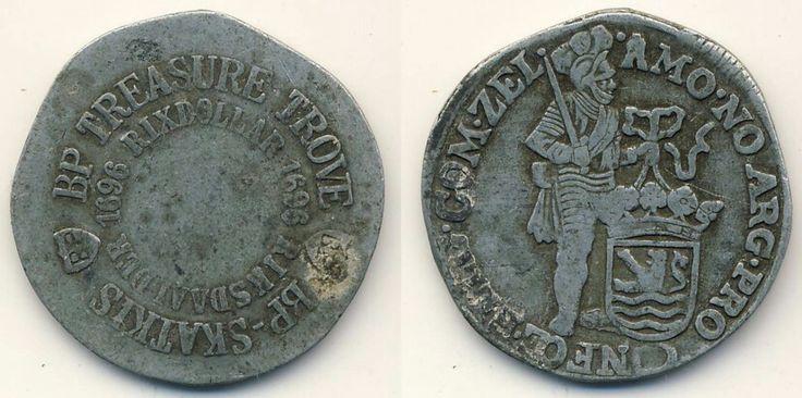 Rixdollar 1696 / Riksdaalder 1696