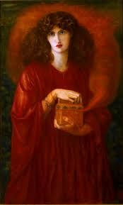 Image result for dante gabriel rossetti paintings