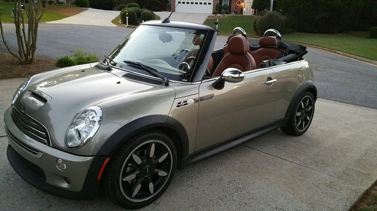 Cars for Sale: Used 2007 MINI Cooper S for sale in Alpharetta, GA 30004: Convertible Details - 457165280 - Autotrader