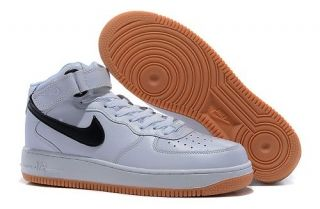 Nike Air Force One High Top Mens Shoes on www.shoes-bags-china.info #shoes #basketball #air #nike #sneaker #sport #mens #fashion #cool #cheap #shoes-bags-china.info