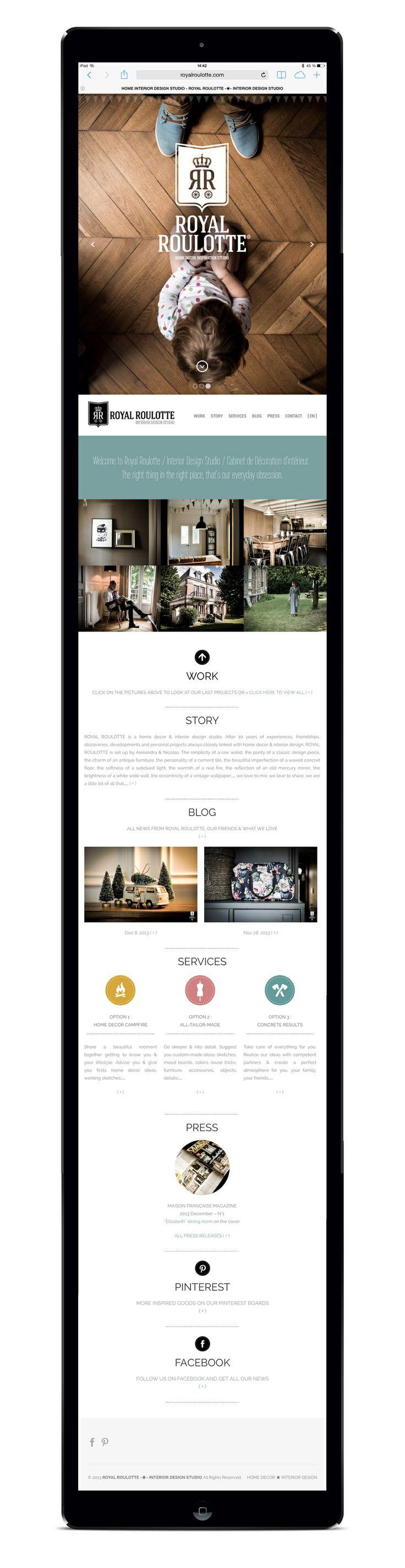 Royal Roulotte -★- Website