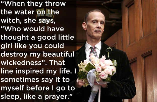 On prayer. | 17 John Waters Quotes That Affirm Your Life Decisions