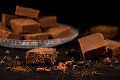 Шоколадная помадка