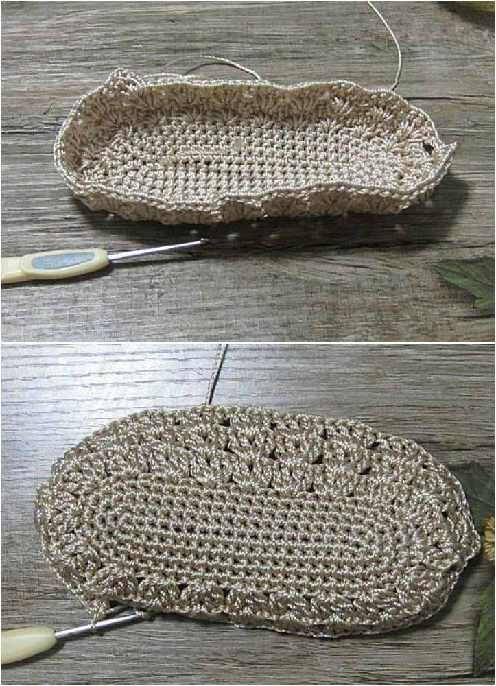 örgü çanta yapımı
