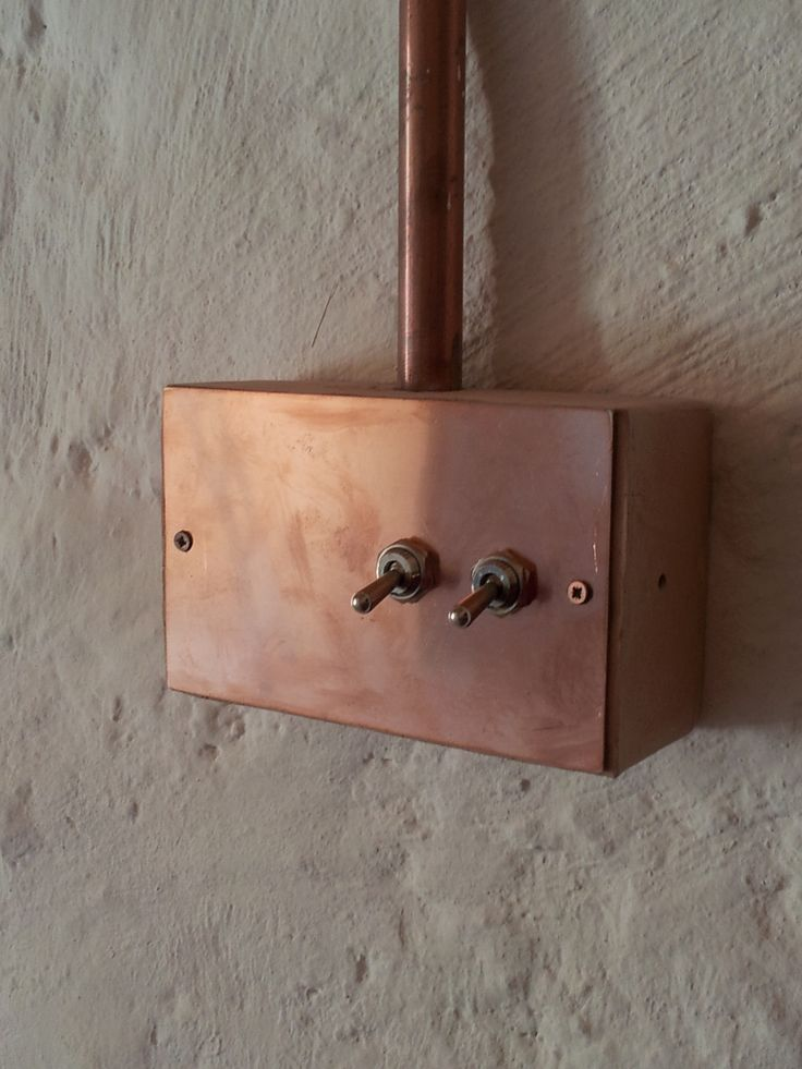 electrical wiring surface mounted - Google Search