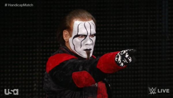 Sting Makes Huge WWE Raw Debut (Photos), Storyline Latest On Fired Superstars | PWMania