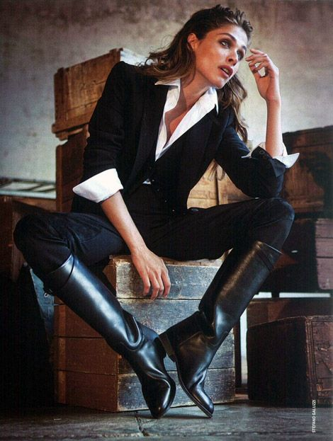 25  best ideas about Riding boots fashion on Pinterest | Red vest ...