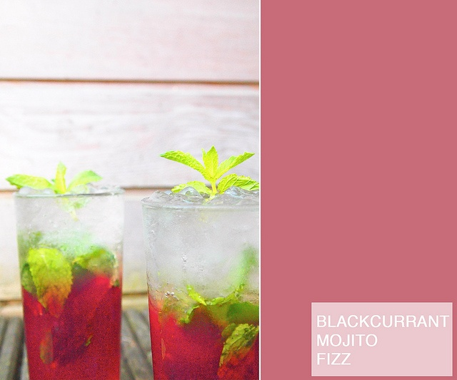 blackcurrant mojito fizz by annette joseph, via Flickr