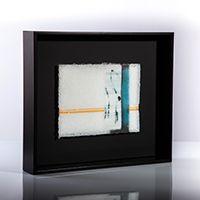 Junction Art Gallery - Jo Newman White Noise series http://www.junctionartgallery.co.uk/artists/glass/jo-newman