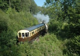 Home Page > Dean Forest Railway