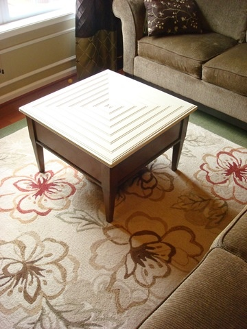 Cool Homemade Coffee Tables