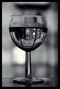 Wine Reflection