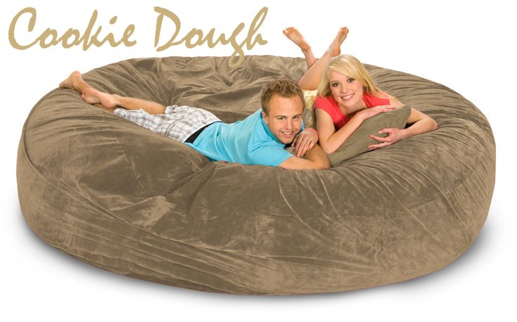 Bean Bag Sofa Bed - 8 ft