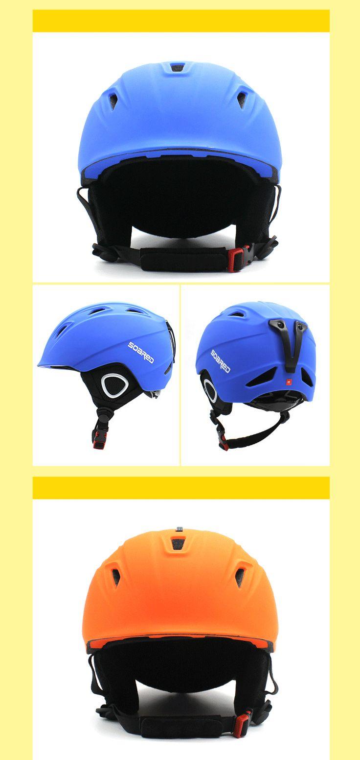 SOARED Winter Professional Kids Helmets Children Skiing Snow Skating Skateboard Helmet Sports Helmet Sale - Banggood.com
