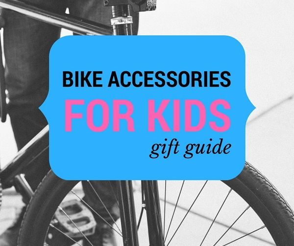 Bike accessories for kids - Gift Grapevine gift guide