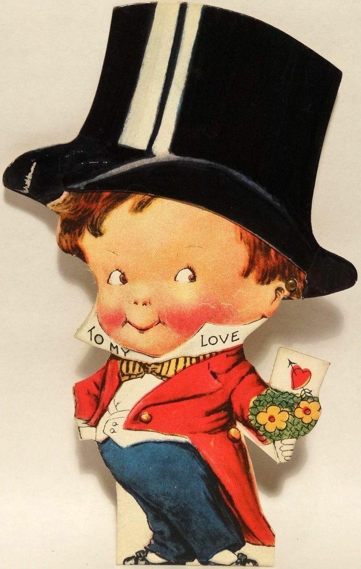 327 best Happy Hearts Day Valentine! images on Pinterest | Vintage ...